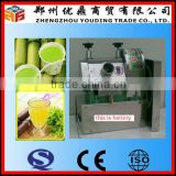 Battery type fresh sugarcane juicer machine with high capacity 008615138669026