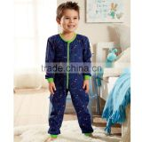 High quality customed sleeping wear for kids in autumn winter hot sales Comfortable clothing