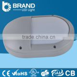 Aluminum oval waterproof wall lights