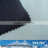 water resistant recycled yarn fabric, polar fleece bonded recycled pet fabric for ski wear