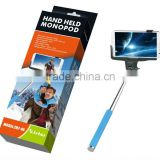 New Z07-4A Camera monopod for mobile phone GoPro camera Hot Sale