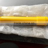 Small single acting rod 1 1/2'' bore 1 3/4 stroke 12'' hydraulic cylinder for snow plow
