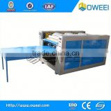 small china ounuo ce standard six color non woven bag printing machinery for selling fast food