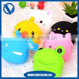 Silicone small mini Coin Bag small mini Coin Bag change wallet purse women key wallet coin Wallet Children Kids Gifts