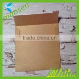 kraft paper envelope with customized logo,color and size                                                                                                         Supplier's Choice