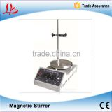 Free shipping!New Magnetic Stirrer with heating plate hotplate mixer