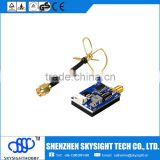 SKY-8200 5.8G wireless 32CH fpv 200mw super small and light transmitter 5.8g fpv 4ch rc airplane rtf with gps module