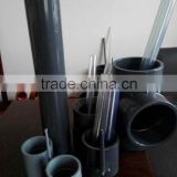 wholesale teflon lined pipe fitting threaded pvc pipe promotional cpvc ppr pp pvc pipe