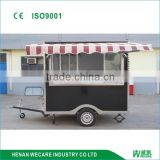 Hot Sale Stand Food Trailer Truck Vending BBQ Coffee Food Bar