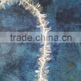 Special fancy yarn/ Shinning lurex feathers yarn polyester nylon material