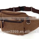 Hot Sale High Quality Canvas Waist Packs Outdoor Sports Belt Bag Portable Ultra-large Capacity Men And Women Waist Bag