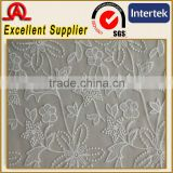 cotton poly swiss organza embroidery lace fabric                                                                         Quality Choice