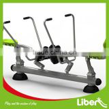 Home Gym Fitness Machine, Double Rowing Machine,Outdoor Luxury Fitness Equipment, Outdoor Training Equipment LE.SC.029