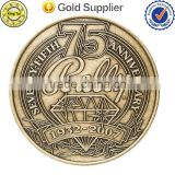 Factory Direct Supply coin metal gold coin for sale eagle replica coins