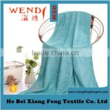 microfiber towel fabric Microfiber Face Towel Wendy Brand 6150 70 *180 Made in China Gaoyang Town