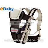 Baby Carrier for Newborn, Infant, Toddler, & Child - 4 in 1 - Backpack, Front Facing, Kangaroo, & Sling carriers