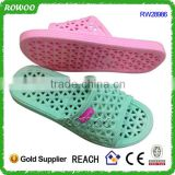 Once Injection shower slipper Wholesale High Quality Cheap Disposable Spa Slipper
