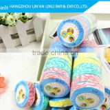 Outdoor travel Customized shapes Disposable Magic Compressed Towel