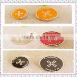 Hot selling wholesale lovely flower shape metal button                                                                         Quality Choice