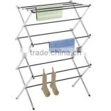 2015 New Balcony Folding Metal Clothes Drying Rack
