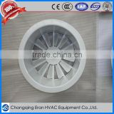 Round air jet vent pipe