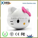 hot products top 20 hello kitty cute power bank 5000 mah