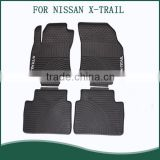 Color car name floor mat car mat for Nissan X-trail auto parts
