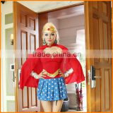 Europe and the United States girls sey game underwear uniforms temptation female Superman suit Halloween costumes