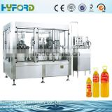 3-in-1 juice hot washing filling capping machine