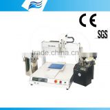 TH-2004D-2004AB liquid control epoxy dispensing machine,volumetric epoxy dispensing machine, Potting epoxy dispensing machine