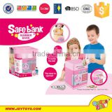 New technology money box smart atm machine toy atm bank for child education toy