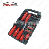 WINMAX WT10605 30pc Screwdriver and Bit Set Ratchet Driver