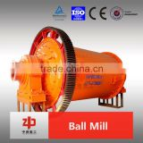 Low cost manufacturing plants after-sales service provided grinding machine ball mill type