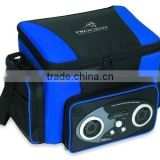 Wholesale 600D Radio Cooler Bag For Outdoor