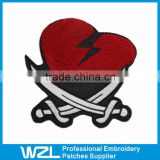 Custom Made Personalized Cheap Embroidery Chenille Patches                                                                         Quality Choice                                                     Most Popular