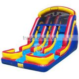 outdoor fun big inflatable water slip and slide for sale                                                                         Quality Choice