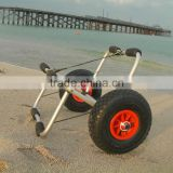 aluminum transporter boat trailer kayak cart