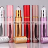 10ml Aluminum Roll-on Boll Perfume Atomizer Bottle                                                                         Quality Choice