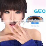 GEO XCH series 622 blue color cosmetic contact lens made in korea by GEO Medical