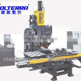 CNC punching Machine/CNC Plate punching & drilling machine for steel fabrication CPD100