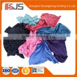 Industrial cotton wiping rags