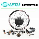 800rpm/min 110N.M 3000w electric bike conversion kit 48v-72v