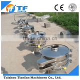 Round Stainless Steel Powder Vibrating Shaker Screen/Circular Granule Vibration Seive Machine