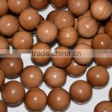 handmade pure sandal-wood beads mala/sandalwood bead string/natural sandalwood neklace bead
