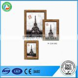 Fashion Modern Oil Painting PS Picture Frame For Wall Art