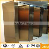 used bathroom partitions toilet partition HPL laminated HPL