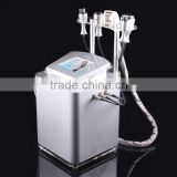 1MHz Effective!!! Auto-roller Vacuum Wrinkle Removal Cavitation System Ultracavitador Body Slimming Machine