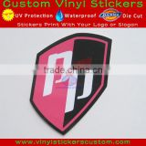 Stonedoing S33 customized removable vinyl bumper stickers on cars