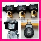Fast delievery stainless steel high temperature magnetic valve/solenoid valve with lowest price