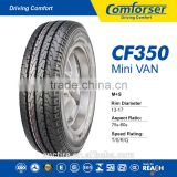 CHINESE FAMOUS BRAND COMFORSER COMMERCIAL MINI VAN CAR TIRE CF350